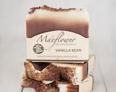 Vanilla Bean Natural Soap Bar