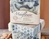 Honey Almond Natural Soap Bar