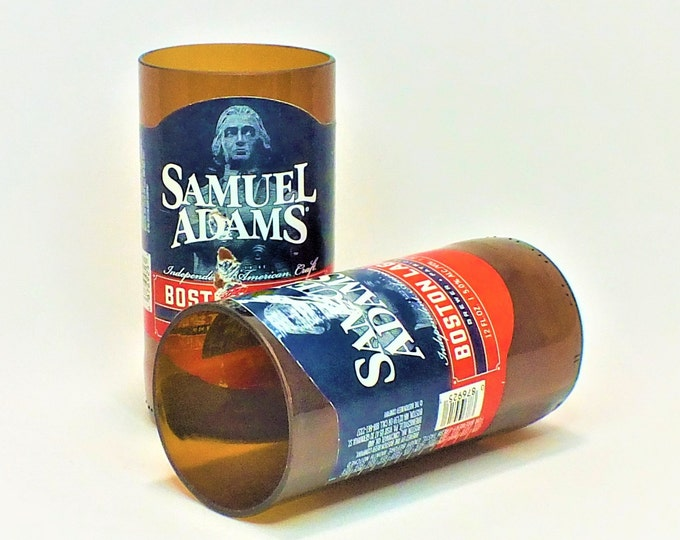 Samuel Adams Beer Bottles Glasses - Cerveza - Guy Beer Mug Unique Gift tumblers - Sam Boston Lager