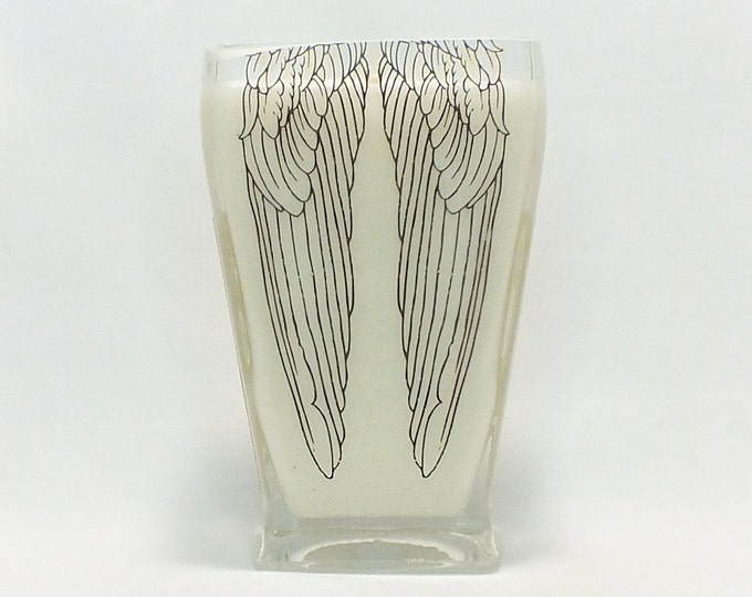Angel's Envy Bottle Candle - Kentucky Straight Bourbon Whiskey - Scented Soy Wax - Empty Cut Liquor - Whisky Gift FREE SHIPPING!