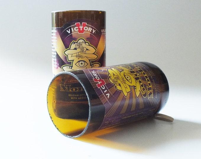 Golden Monkey Beer Bottles Glasses and Shot Glasses - Cerveza,- Guy Beer Mug Unique Gift tumblers - Victory Brewery
