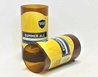 Samuel Adams American Ale Beer Bottles Glasses - Cerveza - Guy Beer Mug Unique Gift tumblers Bud