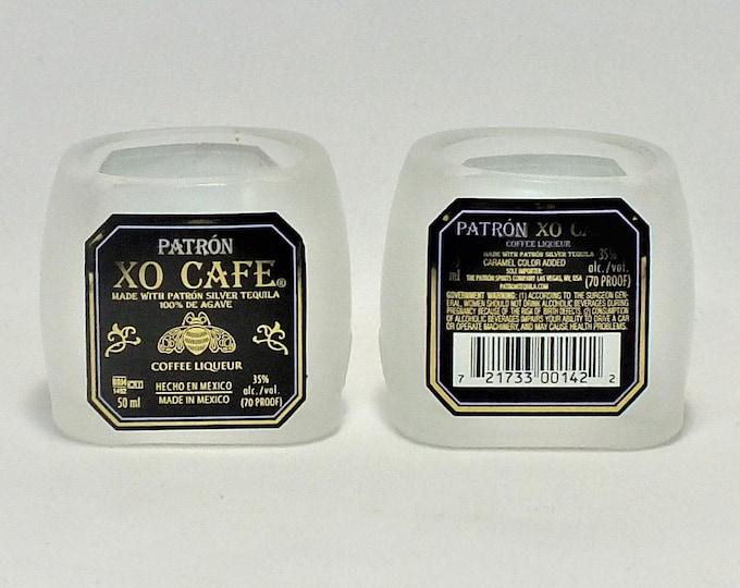 Patron XO Cafe Mini Bottle Shot Glass - Patron - tequila - Fathers Mothers gift - Best Vodka - Sweden