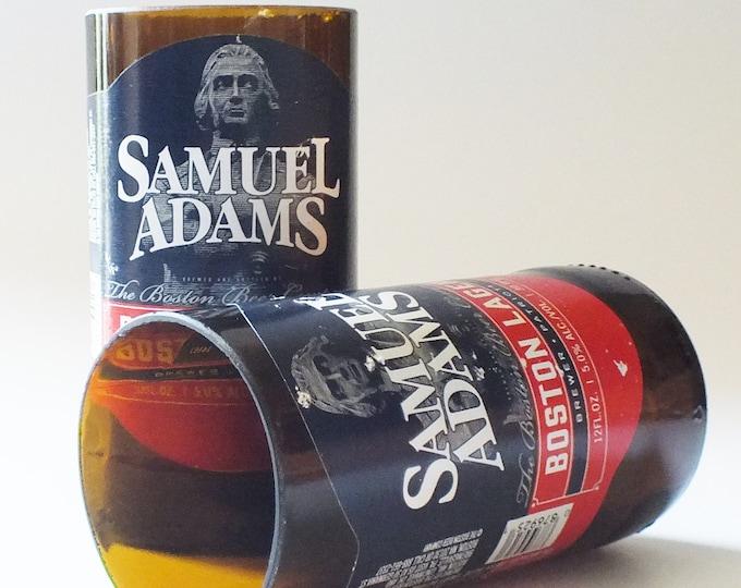Samuel Adams Beer Bottles Glasses and Shot Glasses - Cerveza,- Guy Beer Mug Unique Gift tumblers - Sam Boston Lager