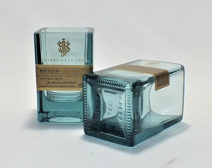 Johnnie Walker Blue Label 750ml Cut Bottle Rocks Glass (1). Johnny walker 25 year old blended scotch whiskey