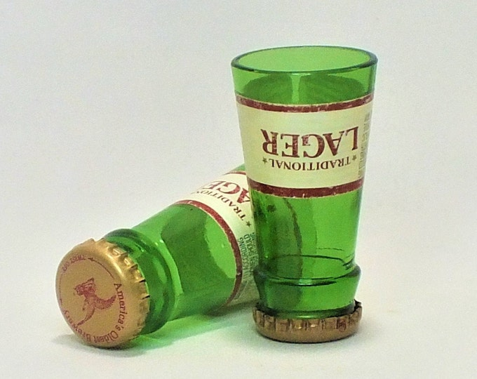 Yuengling Beer Shot Glasses - Cerveza,- Guy Beer Mug Unique Gift tumblers - Traditional Lager - PA - Pennsylvania