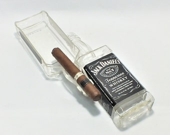 Jack Daniel's Cigar Ashtray - Tennessee Whiskey - Nuts Bowl - Jewelry box - Catch it all - Ash tray