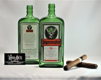 Jagermeister Cigar Ashtray - Jager Bomb - Nuts Bowl - Jewelry box - Catch it all - Ash tray