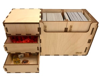 Game Shell - Card Storage Solution