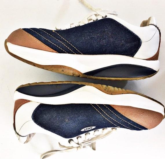 MBT Platform Sneakers Y2K 90s Clubwear Rave Spice