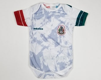 Cute Gift Baby Bodysuit By Apparel USA™ I love Soccer