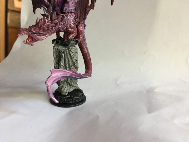Temple Dragon – Dungeons and Dragons DnD Miniature