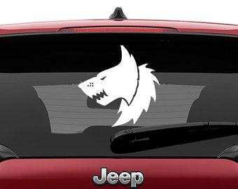Warhammer 40K Space Wolves Logo Vinyl Decal | 40K Space Wolves Logo Tumbler Decal | 40K Space Wolves Logo Laptop Decal