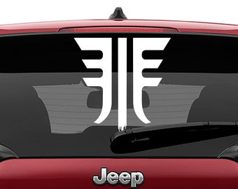 Destiny Foresaken Vinyl Decal | Destiny Foresaken  Tumbler Decals | Destiny Foresaken  Laptop Decal