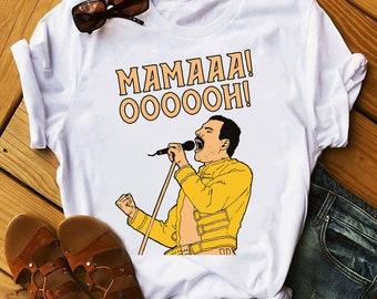 aac3f0baf7ff9 Freddie mercury Shirt