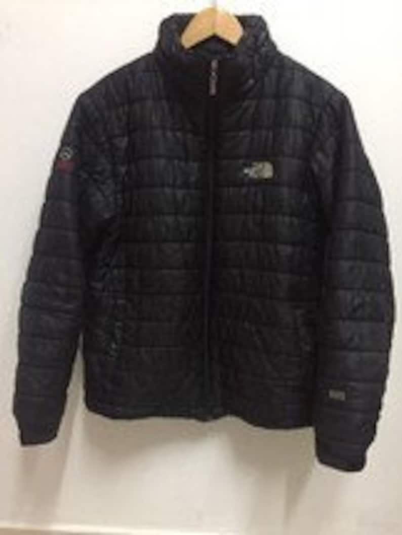 c9760b1c4 The North Face Nuptse 800 Puffer Jacket Summit Series Embroidery Logo  SpellOut