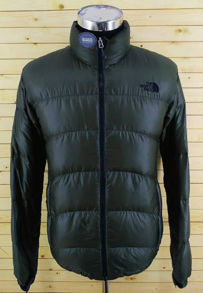 aec9d3d9f The North Face Nuptse Puffer Jacket Summit Series Embroidery Logo SpellOut  Cold Protection Snow