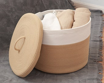 Large Storage Basket | Etsy