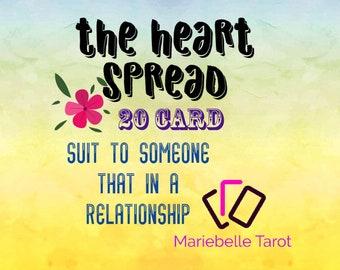 Tarot love spread | Etsy