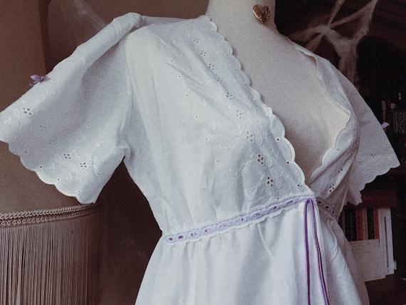 Babydoll Prairie Nightgown