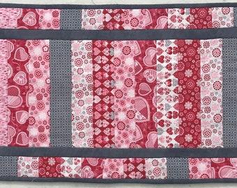 Monochromatic in Valentine Fabrics