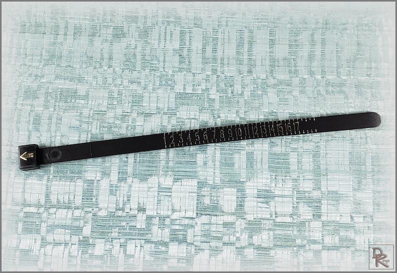 Ring Sizer  US Sizes 1  17 image 0