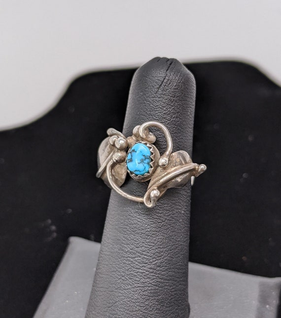 Navajo made Turquoise Ring