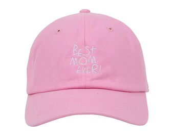dbd33ddff9c2b I Love Mom Dad Hat Motherhood Baseball Cap Mama Hat Mom Life Apparel Mom Hat  Gift for Mom Mothers Day Gift Idea Mother Gift New Mom Gift