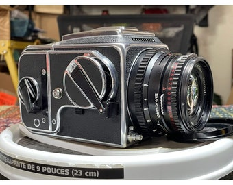 CLAd By Hasselblad - 500CM 80mm f2.8 CT* (774)
