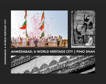 Photo Book (Hardcover) - Ahmedabad: A World Heritage City
