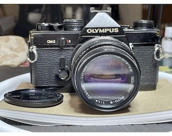 FILM TESTED Olympus OM-2 Film Camera 50mm f1.4