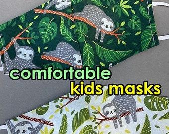 KIDS FACE MASK, Kids Mask, Children's Face Mask, Canada Face Mask, Boys Mask, Girls Mask, Youth Mask, Tie Dye kids, Canada Mask, Child Mask