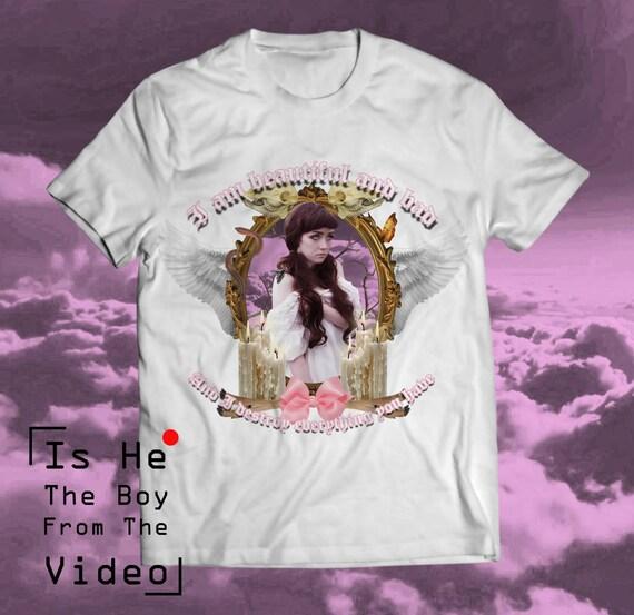 Nicole Dollanganger Beautiful And Bad T Shirt Etsy
