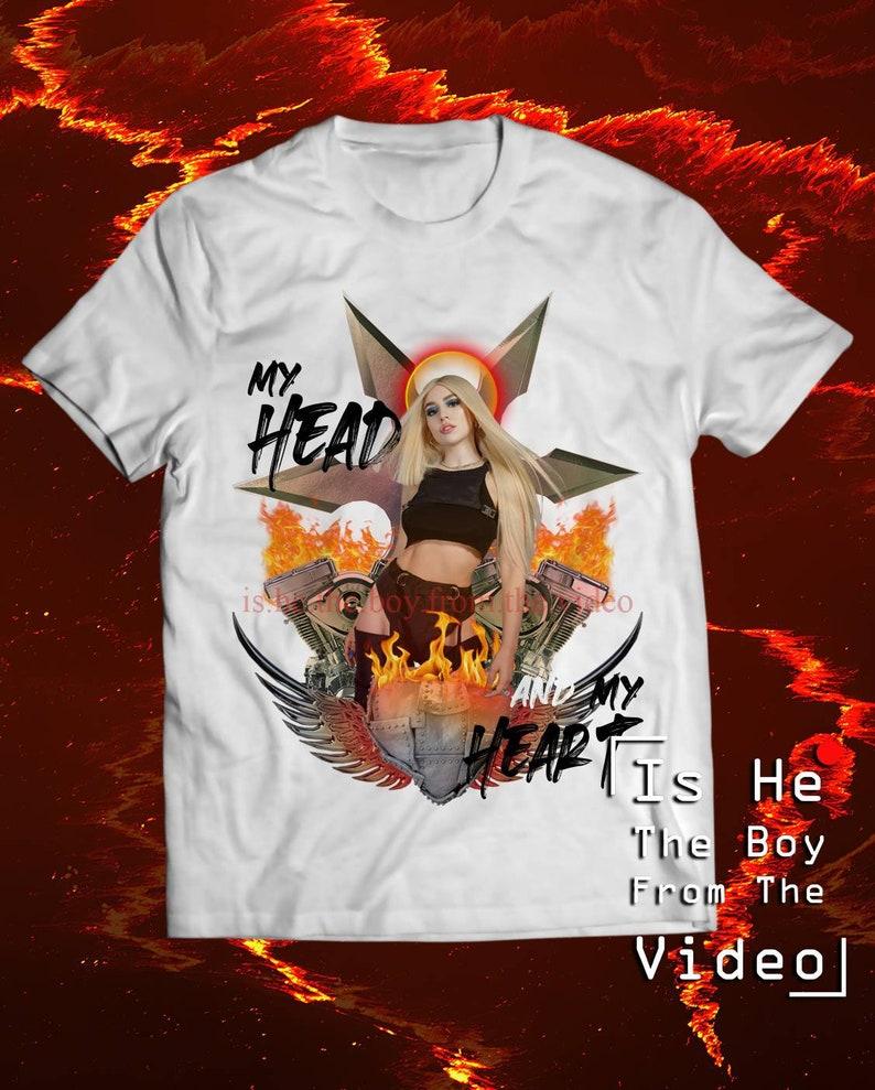Ava Max \u00d7 My Head /& My Heart\u00d7 Shirt