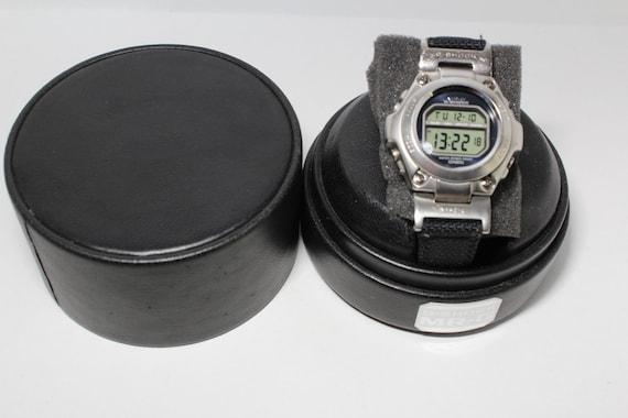 CASIO G-Shock MR-G MRG-100 digital watch resistant