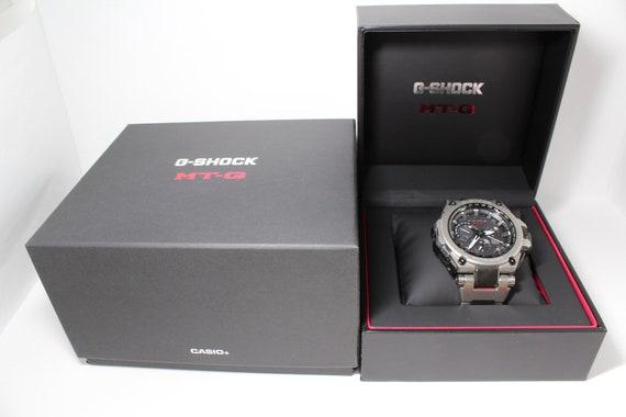 Casio G-Shock MT-G MTG-G1000RS GPS