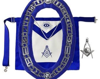 Masonic apron | Etsy