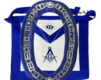 Masonic collar | Etsy