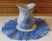 Salt Crock Glazed Stoneware