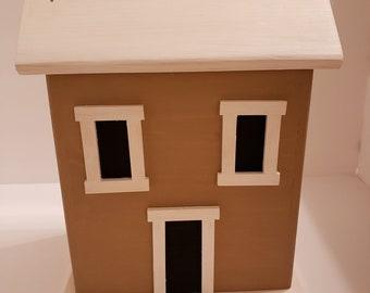 House Greeting Card Box