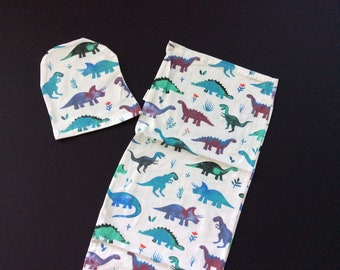 new arrival 33084 49e4b Dinosaur sleep sack | Etsy