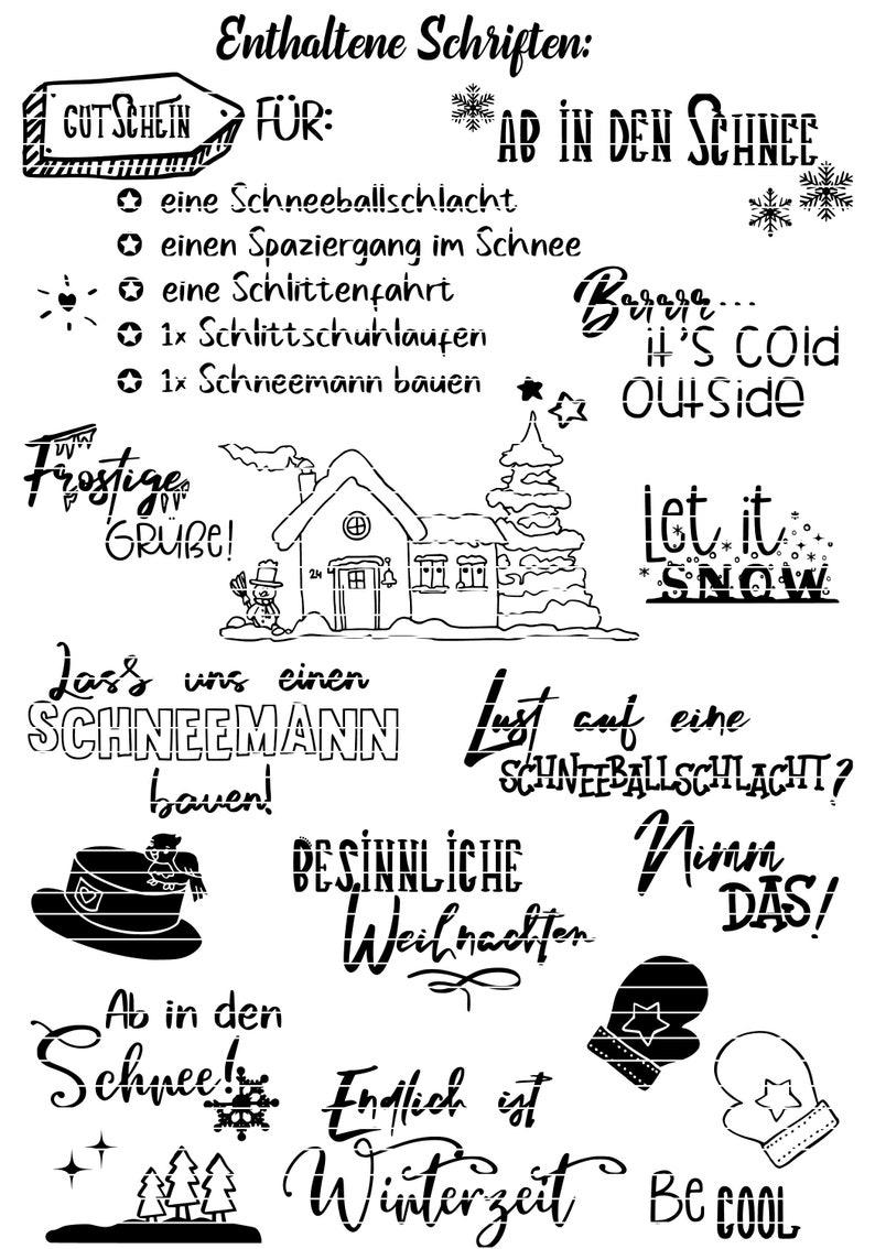 Plotterdatei unisex Plott Winter Plott Junge SVG Schneemann Plott Weihnachten Plott Schneemann Plott Schneeballschlacht Plott Drache