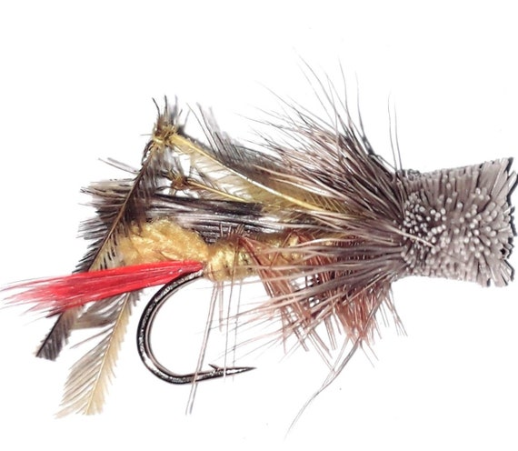Integrity Assorted Wet Trout Fishing Flies Six #10