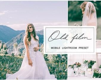 Mobile Lightroom Presets Film Preset Instagram Presets | Etsy