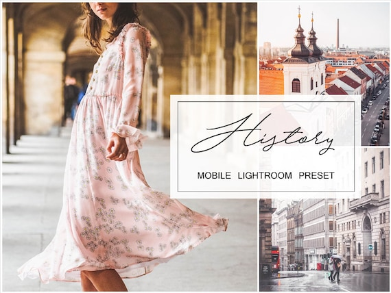 5 Best Seller Mobile Lightroom Presets, Film Preset, Instagram Presets,  Blogger Presets, Best Presets, Photo Editing, Fashion Photography