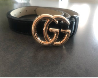 81a122518 Gucci inspired belt | Etsy