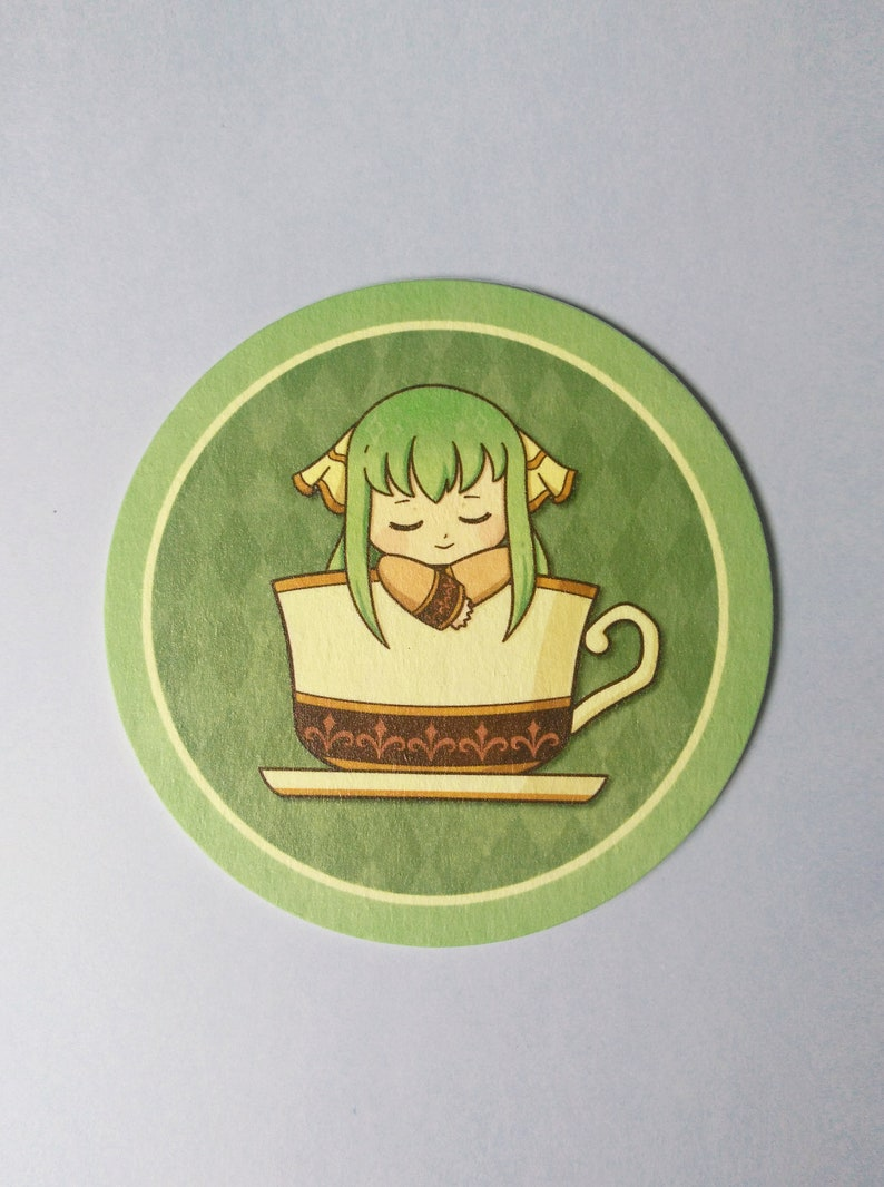 Code Geass: Lelouch of the Resurrection Drink Coaster