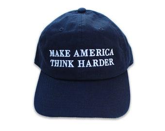 Men Women Vintage Washed Distressed Baseball-Cap Twill Adjustable Dad-Hat Dr.-Fauci