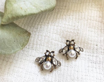 8712a8c1481 Antique Bug Earrings