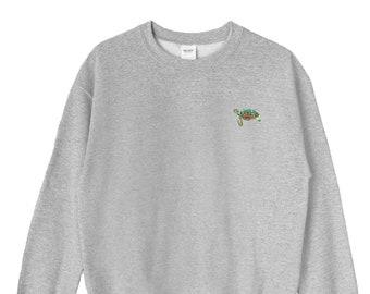 Turtle Sweatshirt, Turtle Lover Sweater, Sea Turtle Sweater, Sea Turtle Lover Sweatshirt, Turtle Top Gift, Turtle Gift, Turtle Lover Gift
